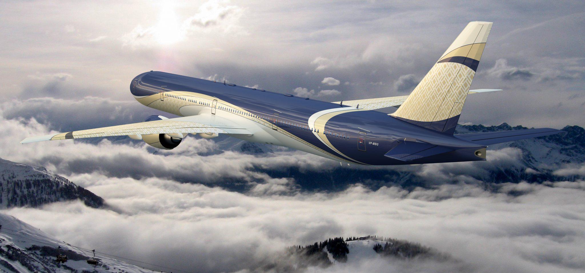Aircraft Cabin. Dassault Mercure Cabin Cabin Of The Dassault Mercure F . Airbus A321 231 Large ...