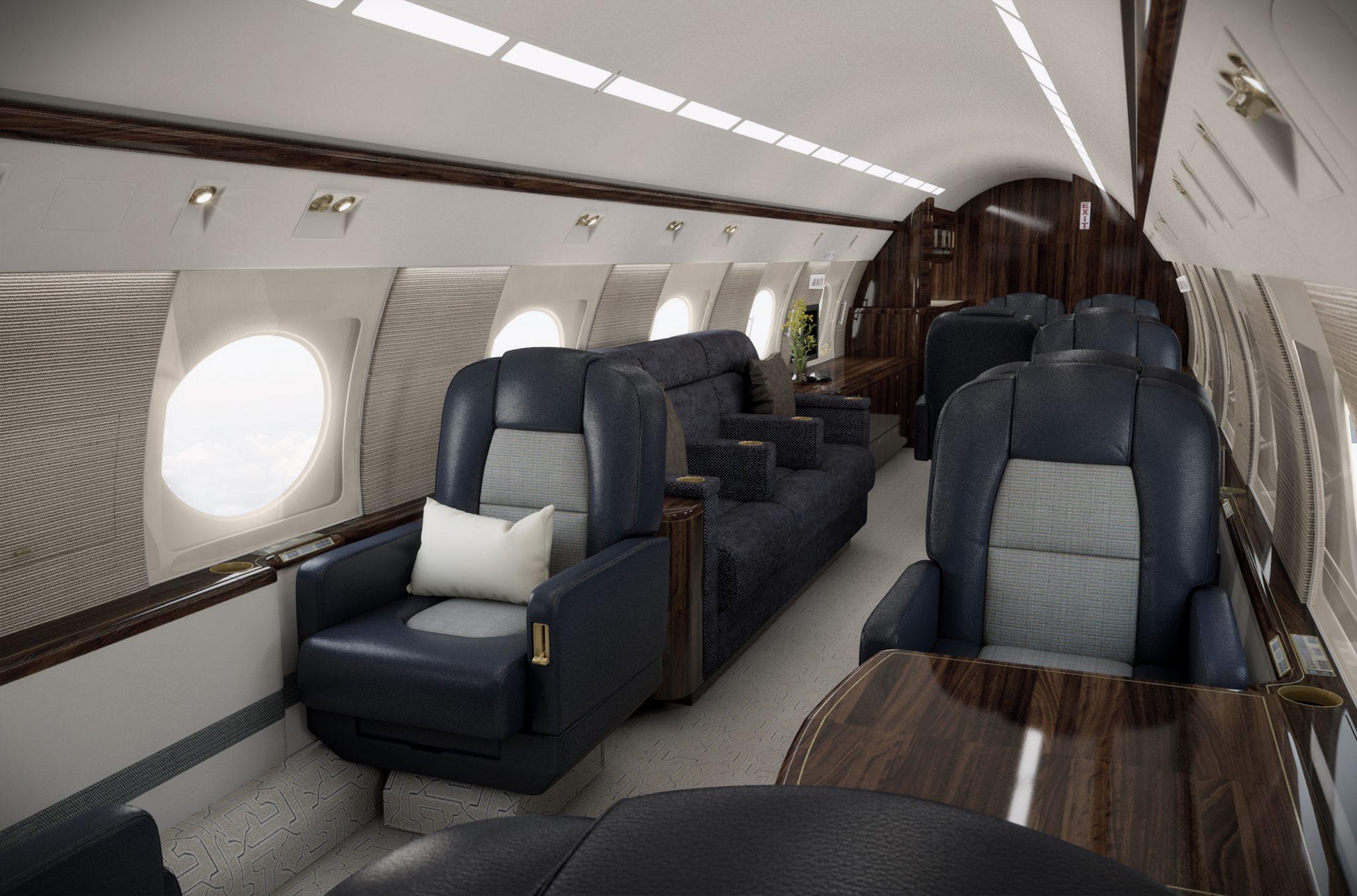 MBG International Design LLC - VIP Aircraft Interior ...